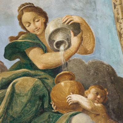 <span>Gigapixel art</span> <br> Fondazione Collegio San Carlo