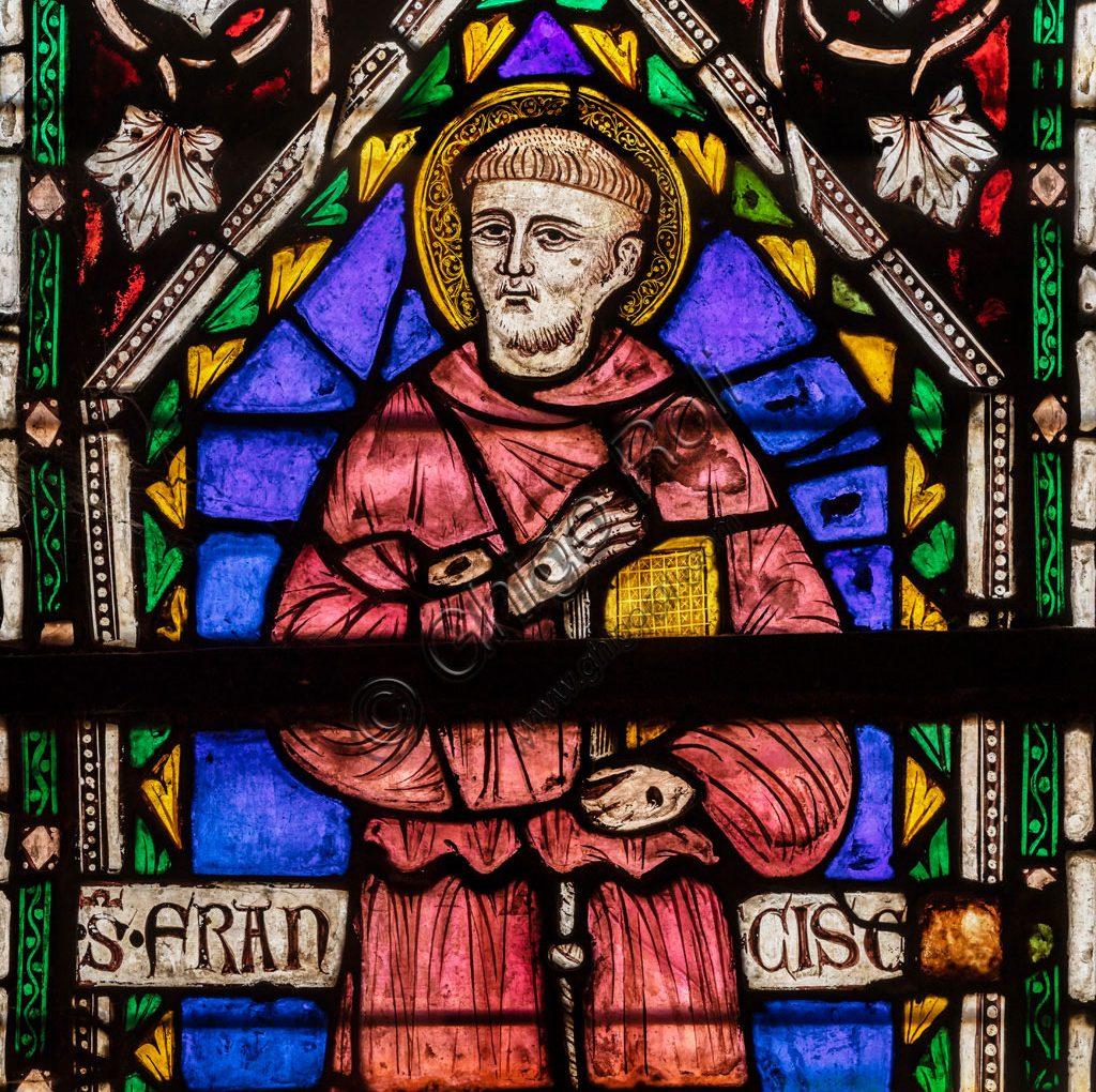 <span>Gigapixel art</span> <br>Le vetrate di San Francesco