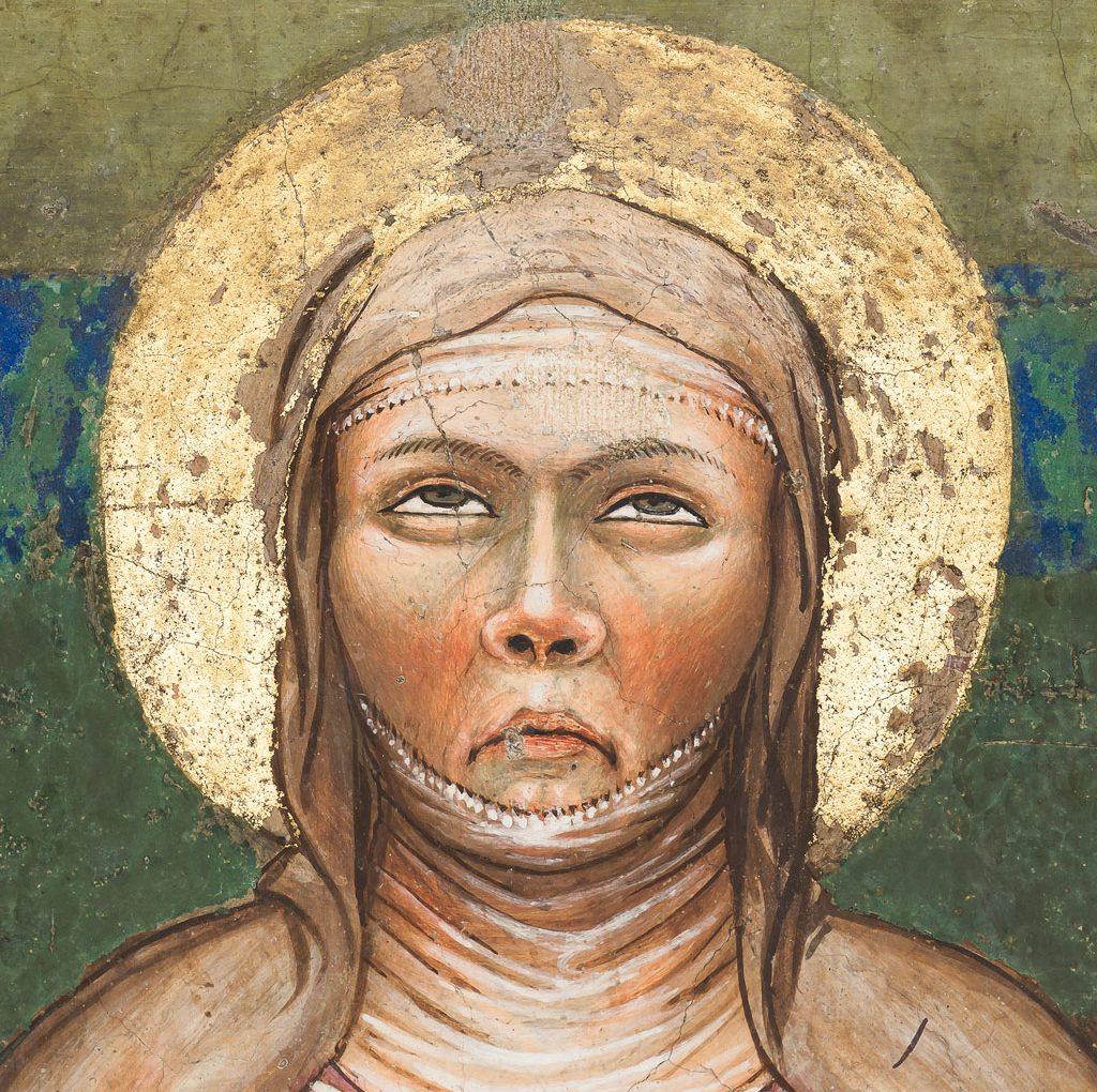 """<span>Gigapixel ART</span> <br> """"Pentecoste"""", affresco della Cappella Contrari nella Rocca di Vignola"""