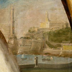 Quadreria: Ritratto di Giovanni Battista Ayroli, 178° doge della Repubblica di Genova