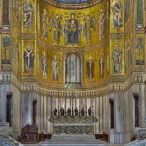 Monreale gigapixel abside