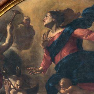 """Chiesa di San Carlo: Francesco Stringa, """"Assunzione della Vergine"""""""
